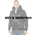 Куртка кожаная МК/17-3К Emora Black