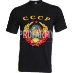 Футболка СССР (черная)