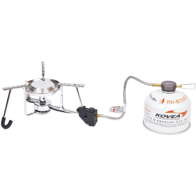 Газовая горелка со шлангом Kovea KB-N9602 Exploration Stove