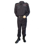 Костюм Полиция (ППС) в заправку (ткань поливискоза)