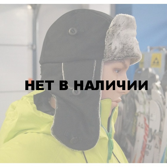 ШАПКА ARCTIC HAT ЧЕРНЫЙ L