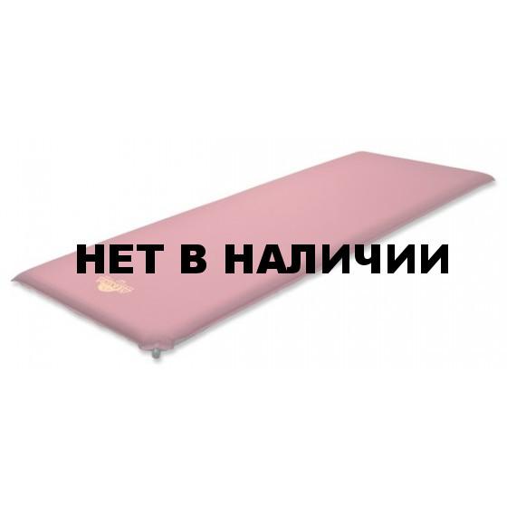 Туристический коврик для походов выходного дня или кемпинга Alexika Best 9326.5008 Burgungy Red
