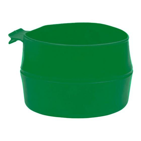 Кружка складная, портативная FOLD-A-CUP® OLIVE GREEN, 10014