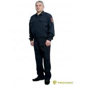 Костюм Полиция Омега (2 брюк)
