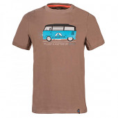 Футболка Van T-Shirt M Falcon Brown/Pumpkin, H47804204