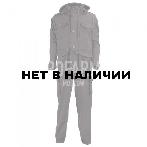 Костюм Смок-4 Softshell черный
