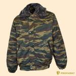 Куртка Снег Р51-09 с подстегом (Зеленый камыш)