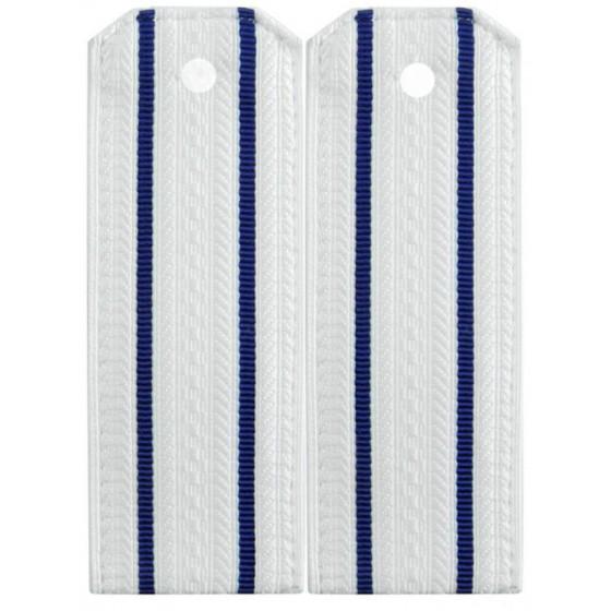 Погоны ФСБ-ФСО Старшего офицерского состава на белую рубашку