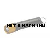 Фонарик алюминиевый в 1 Вт (1 батарейка ААА). Aluminum Flashlight- 1W (1xAAA battery) (упак=10 шт) - 1 цвет, 1036