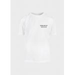 Футболка ВМФ белая (ткань модаль)