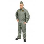 Полетный костюм ДЕЛЬТА М705 оливковый рип-стоп