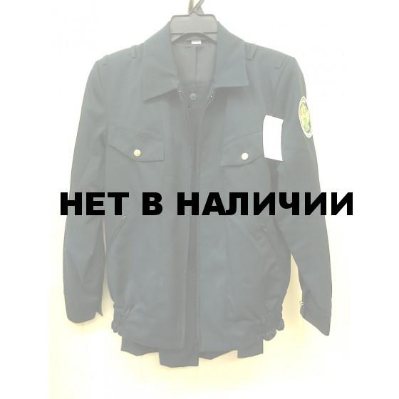 Костюм ФТС(Таможня) женский летний повседневный (куртка+юбка)