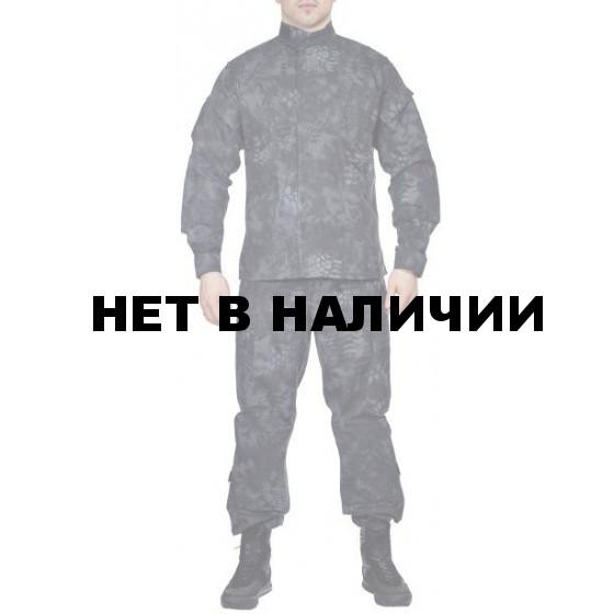 Костюм летний МПА-04 (НАТО-1), камуфляж питон ночь, Мираж