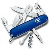 Нож перочинный Victorinox Climber (1.3703.2R) 91 мм 14 функций синий картонная коробка