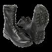 """Ботинки с высоким берцем Утка """"BIZON"""" с молнией, кожа хром """"Флотер"""""""