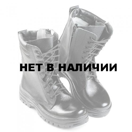 Ботинки с высоким берцем мужские А71НM натуральный мех