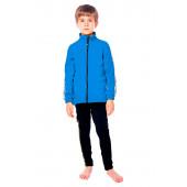 Куртка флисовая детская BASK kids PIKA синяя