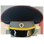 Фуражка ДПС габардин повседневная уставная