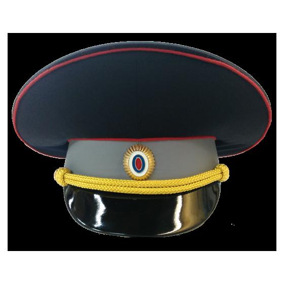 Фуражка ДПС габардин повседневная модельная
