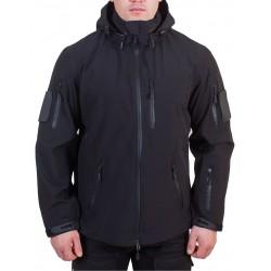 Куртка влагозащитная МПА-29 мембрана черная