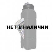 Бутылка-динамик из силикона Ace Camp Sound Bottle 1584 Серая/769мл