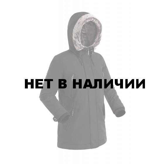 Удлиненная женская куртка-парка BASK MEDEA V2 черная