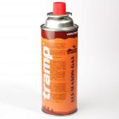 Цанговый газовый баллон 220г (Tramp) TRG-001