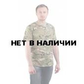 Футболка, камуфляж Мультикам (мод.ФК-16)