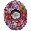 Санки-ватрушки тюбинг SnowDream Cartoon oval Mini 80