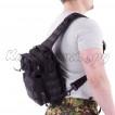 Рюкзак однолямочный Kiwidition Matangi 6,5 л 1000 den черный