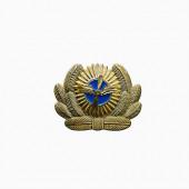 Кокарда Гражданская авиация краб