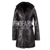 Куртка кожаная женская Полиция №2