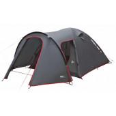 Палатка Kira 4 темно-серый/красный, 350х240х130, 10217