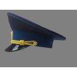 Фуражка военно-космических сил парадная модельная