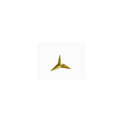 Знак различия Звезда Минэнерго три луча металл