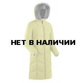 Пальто пуховое женское BASK ROUTE V3 фисташковый