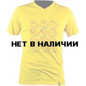 Heritage T-Shirt M Yellow, H08YE