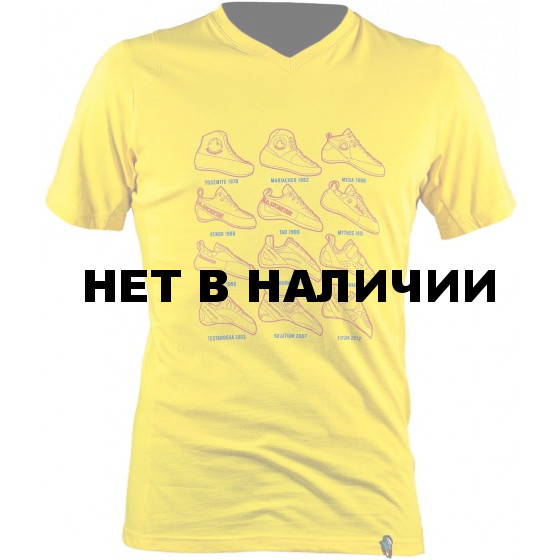 Heritage T-Shirt M Yellow, H08YE