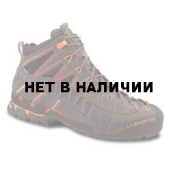 Кроссовки HYPER MID GTX Black/Red, 17OBR
