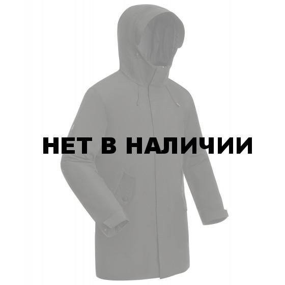 Пальто утепленное BASK MINKAR серый тмн
