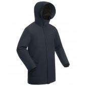 Пальто утепленное мужское BASK MARS синий тмн