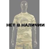 Футболка Росгвардия Мох зеленый (ткань модаль)