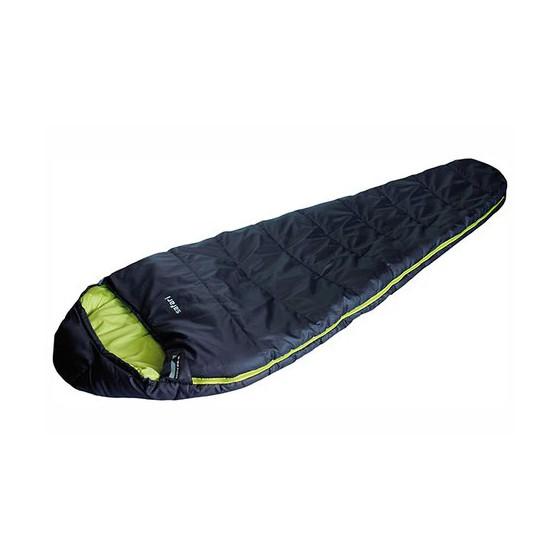 Мешок спальный Safari тёмно-синий/желтый, 23056