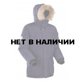 Куртка пуховая BASK ALASKA V2 бордо тмн