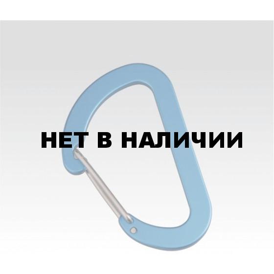 Карабин Плоский 4мм*4см (2шт) (упак=10 шт), 3251
