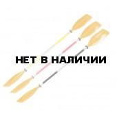 Весло Звездочка + двухчастное 220 см