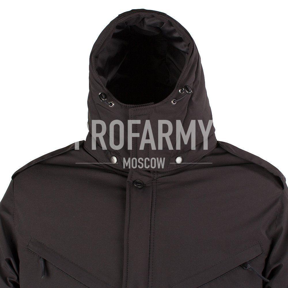 cc271910be7 Куртка Рекрут TPM черный