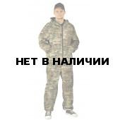 Костюм МАСКХАЛАТ куртка/брюки, цвет:, камуфляж Мультикам, ткань : Сорочечная