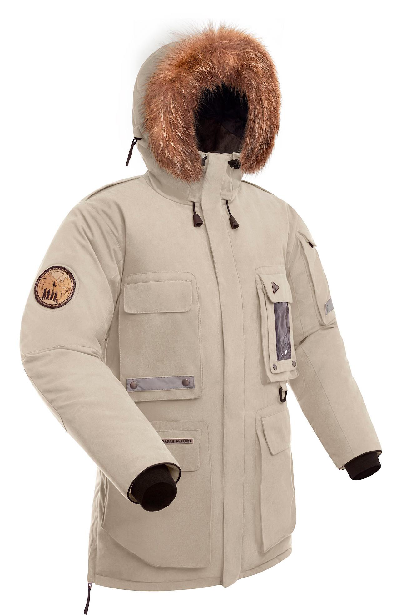 5c3e482c88ed Мужская пуховая куртка парка Баск YAMAL, производитель Компания БАСК ...