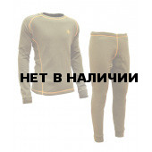 Термобельё в комплекте (фуфайка. кальсоны) KriOn Hornet, Fleece RipStop honeycomb